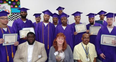 Wilkinson Facility Holds Largest GED Graduation Ever