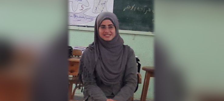 16 Year Old in Egypt on Path to Becoming Teacher Thanks to MTC