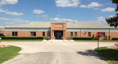 Lindsey State Jail
