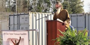 Reality Tv Show Star Phil Robertson Encourages Men And Women At The