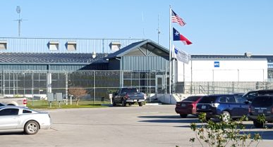 Lockhart Correctional Facility