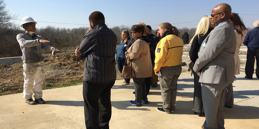 Earle C Clements Job Corps Partners With Hud To Further Benefit