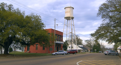 A Strong Partnership in A Small Town in Southern Mississippi