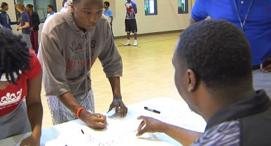 Brunswick Job Corps Students Share Feelings About Program