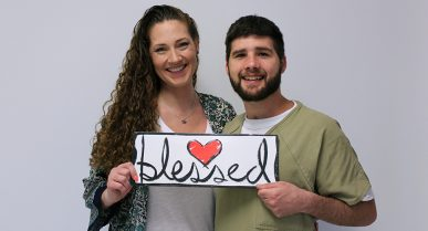 Tears Flow as Marriage seminar touches hearts at Lindsey State jail