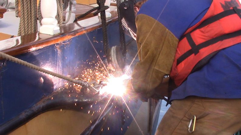 Maritime Partner Gives Tongue Job Corps Students Broad Skills Training Opportunities