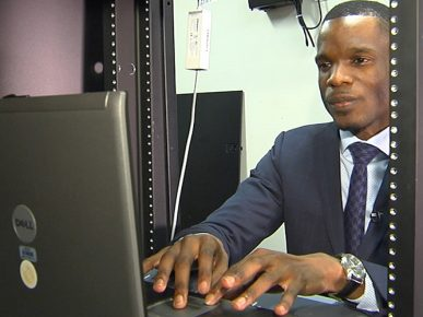 He's Now a Successful Supervisor with the Department of Labor Thanks to Edison Job Corps