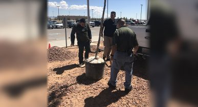 Building Up Men at the Otero County Processing Center Through New Opportunity