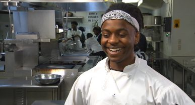 He Couldn't Afford College, But Now He's Cooking Up a Storm Thanks to Job Corps