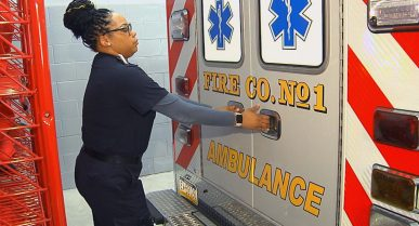 A Successful Career as an EMT Thanks to Philadelphia Job Corps