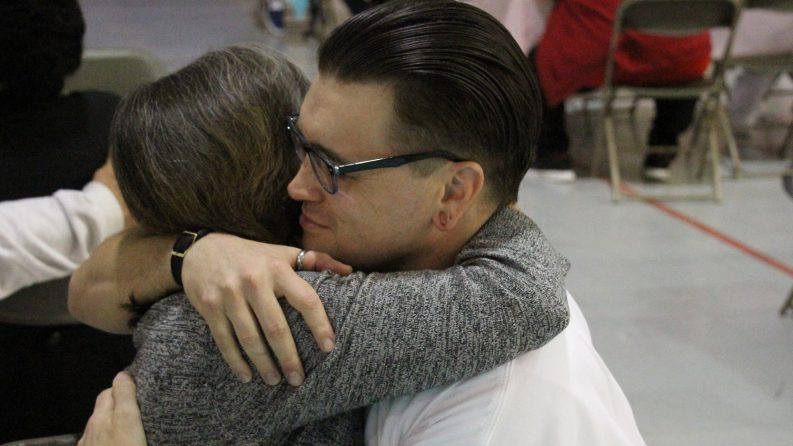 NEWS: Mother's Day Event at Cleveland Correctional Center
