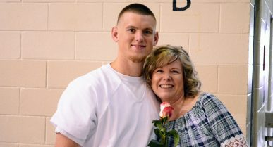Listen to Mothers and Sons at the Cleveland Facility as They're Reunited for a Special Day
