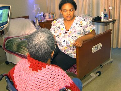 See Why This Young Lady in Delaware is Excelling as a Certified Nursing Assistant