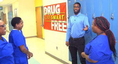 Wilmington Job Corps Put this Young Man on the Path to Success