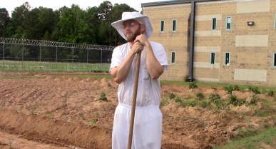 A Garden at the Billy Moore Facility is Growing More than Just Food