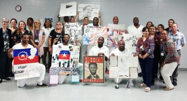 Incarcerated Men at Kyle Commemorate the End of Slavery and Share Their Feelings