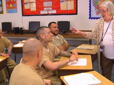 Rehabilitation Programs at the Bridgeport Facility Inspire Men to Change