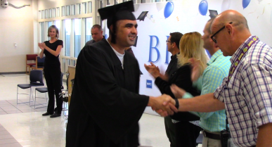 Earning Master's Degrees at MTC's Taft Correctional Institution