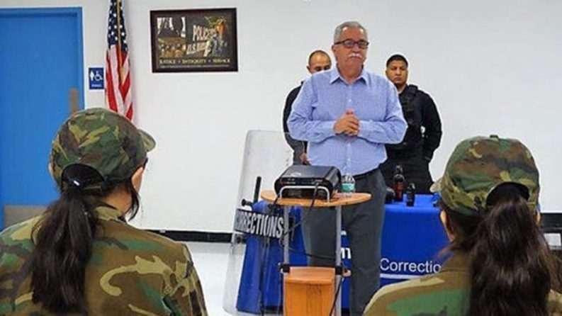 NEWS: Santa Teresa High School Students Train and Tour Prison Facility