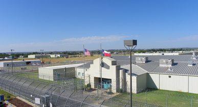 Giles W. Dalby Correctional Facility