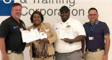NEWS: East Mississippi Correctional Facility Recognizes Employees of the Year