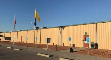Otero County Processing Center