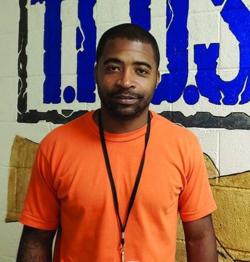 Freddie Antwine – resident at Arizona State Prison - Marana