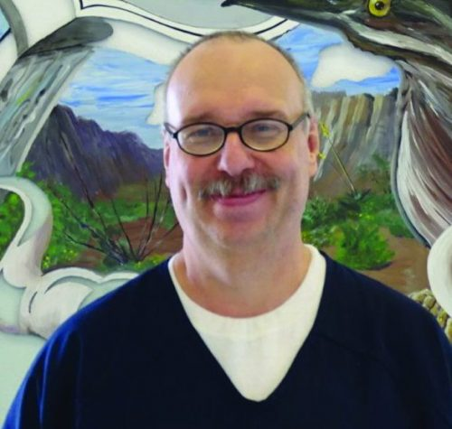 Richard Glascoe – resident at Otero County Prison Facility