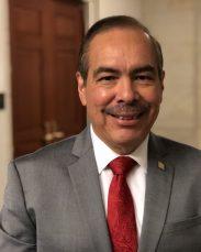 Warden Frank Venegas