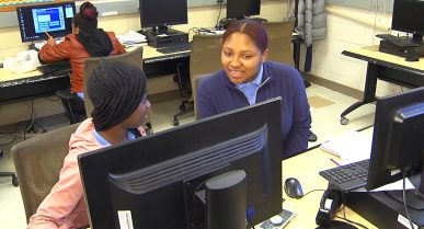 Home Schooling Wasn't Working Out for This Young Woman, So She Went to Job Corps