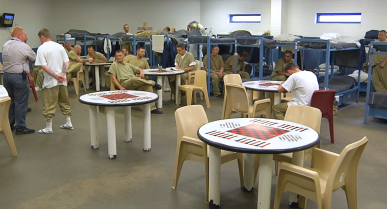 A Partnership to Strengthen the Community and the Men Serving Time at the Lindsey State Jail