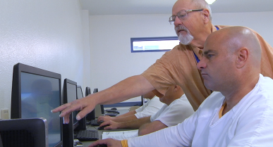 Motivating Men at the Lindsey State Jail to Choose a Brighter Path