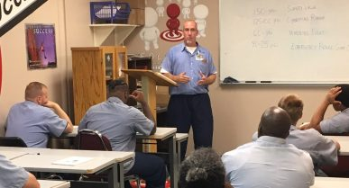 "Instructor at North Central Correctional Complex Says Facility Gives Men ""Hope"""