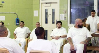 Messages of Love from Inside the Kyle Correctional Center