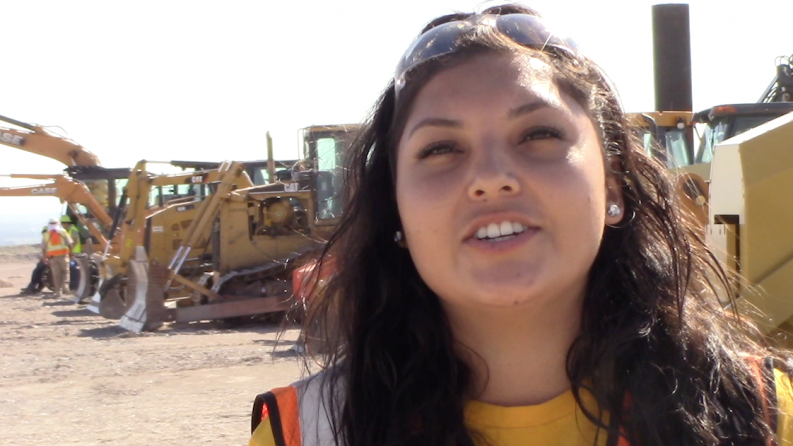 This Job Corps Student in Wyoming is Doing All She Can to Succeed