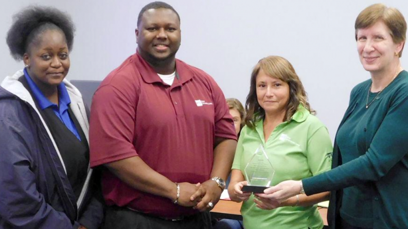 NEWS: Workforce Solutions Deep East Texas honors MTC Diboll Correctional Center as 2019 Veteran-Friendly Employer of the Year