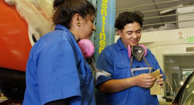 Excelling in Auto Collision Repair at Springdale Job Corps