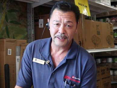 Business Leader Talks about Partnership with Maui Job Corps