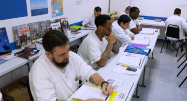 Vocational Training, Certifications, Caring Staff and Much More at the Cleveland Correctional Center