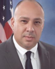 Facility Administrator Steve Mora