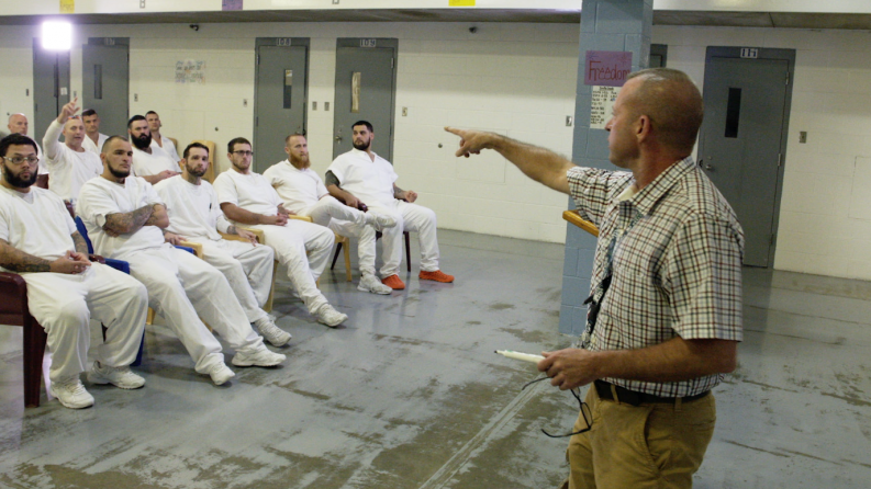 See the Good Happening Inside the Kyle Correctional Center