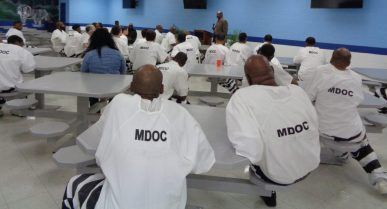 Former Inmate Turned Pastor Brings Hope to Men at Wilkinson Facility