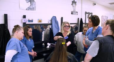 Part I: Preparing Women at the Gadsden Facility for Jobs