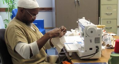 Bridgeport Correctional Residents Continue Their Tradition of Serving the Community