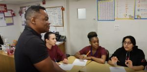 Job Corps Classroom