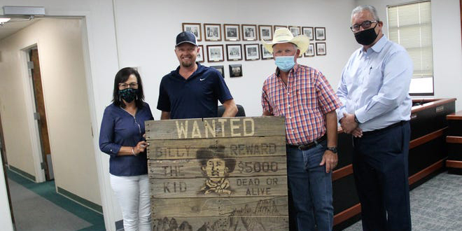 NEWS: Billy the Kid comes to Otero County