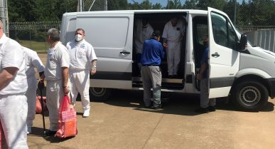 East Texas Treatment Facility Springs Into Action After Hurricane Laura