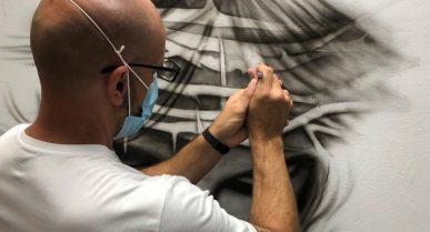 News: Mural project showcases prisoners' talents in Cleveland