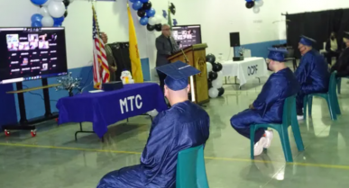 NEWS: Otero County Prison Facility hosts virtual HVAC and GED commencement