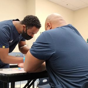 Reyvauwn Drawing Blood